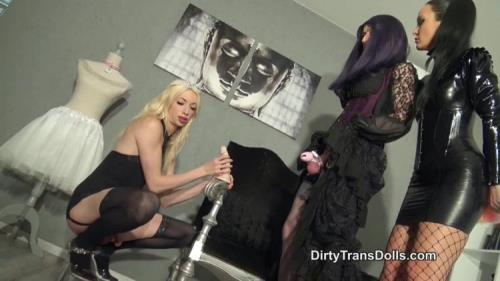 Fetish Liza, Sasha De Sade, Natalie Goth Tv - Finishing School For Slut Wives Part 2 (2020/HD)