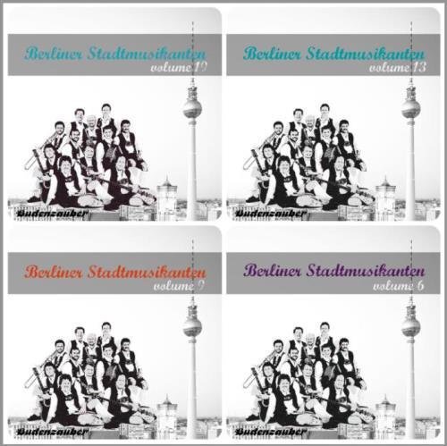 Berliner Stadtmusikanten Collection (2012-2017)