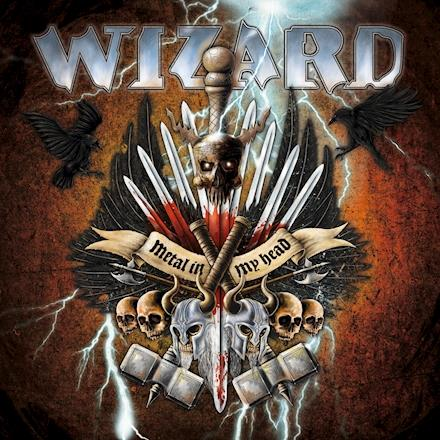 Wizard - Metal in My Head (2021) FLAC