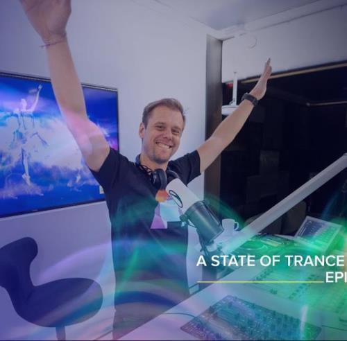 Armin van Buuren - A State Of Trance 1005 (2021-02-25)