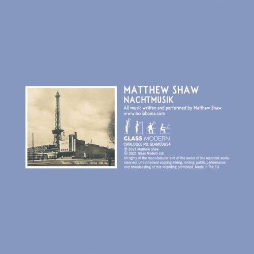 Matthew Shaw - Nachtmusik (2021)