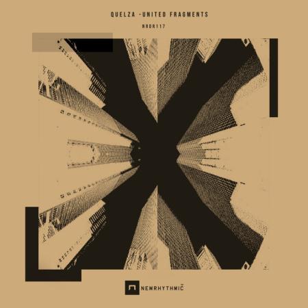 Quelza - United Fragments LP (2021)