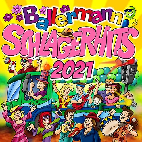 Ballermann Schlager Hits 2021 (2021)