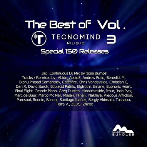 The Best Of Tecnomind Music Vol 3 (Special 150 Releases) (2021) FLAC