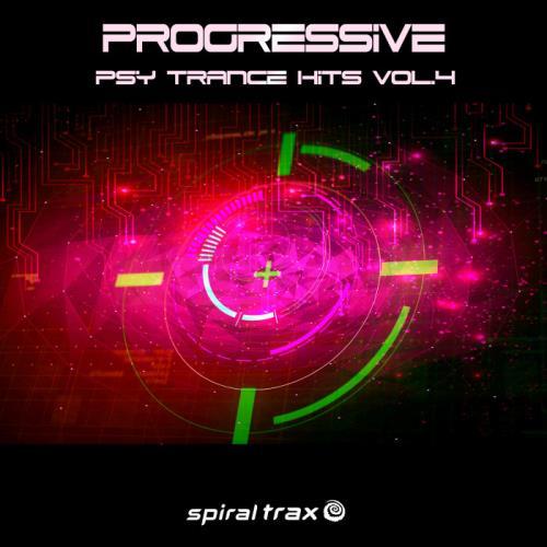 Progressive Psy Trance Hits, Vol. 4 (2021)