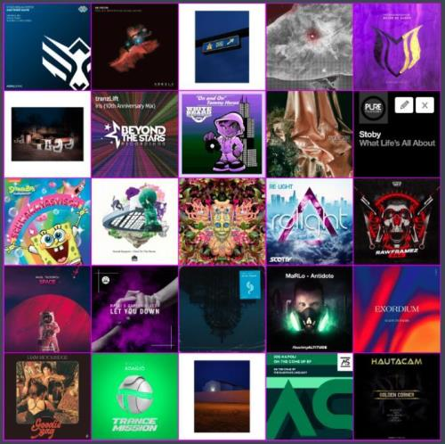 Beatport Music Releases Pack 2537 (2021)