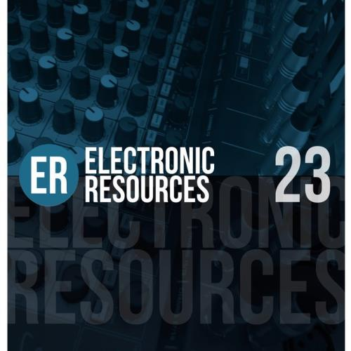 Electronic Resources, Vol. 23 (2021)