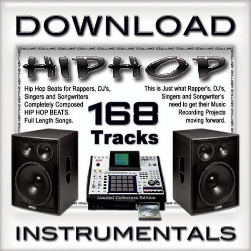 Hip Hop Instrumentals - Hip Hop Instrumentals (2021)