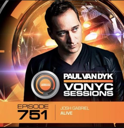 Paul van Dyk - VONYC Sessions 751 (2021-03-23)
