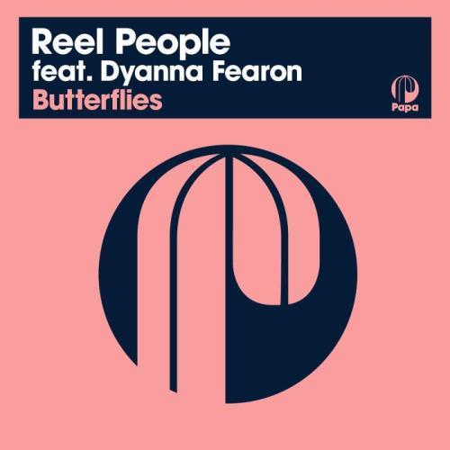 Reel People - Butterflies feat. Dyanna Fearon (2021 Remastered Edition) (2021)