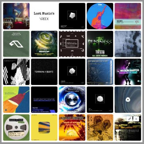 Beatport Music Releases Collection Chart 2599 (2021)