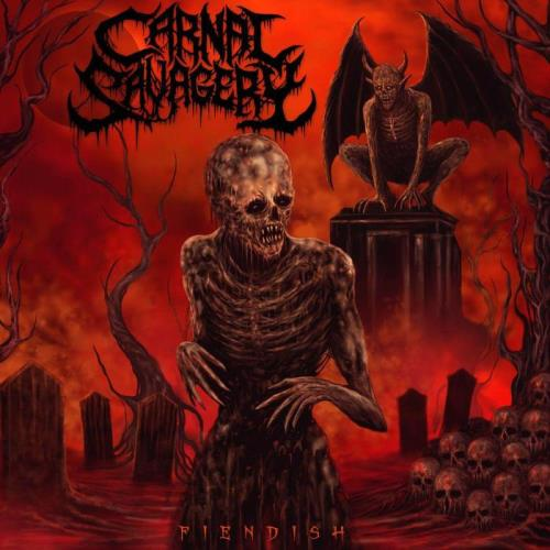 Carnal Savagery - Fiendish (2021)