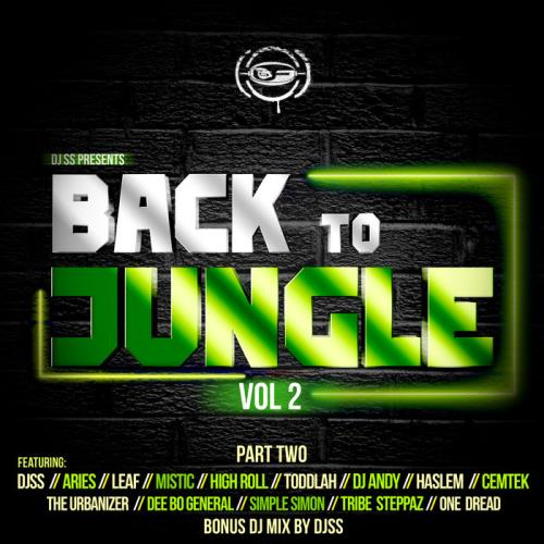 Back To Jungle Vol 2 (Part 2) (2021)