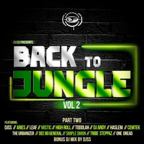 Back To Jungle Vol 2 (Part 2) (2021)