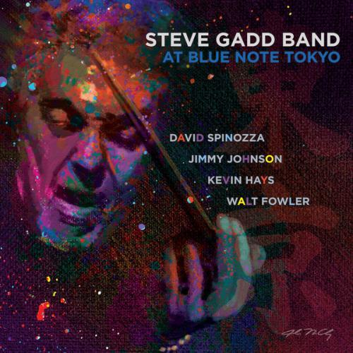 Steve Gadd Band - At Blue Note Tokyo (Live) (2021)