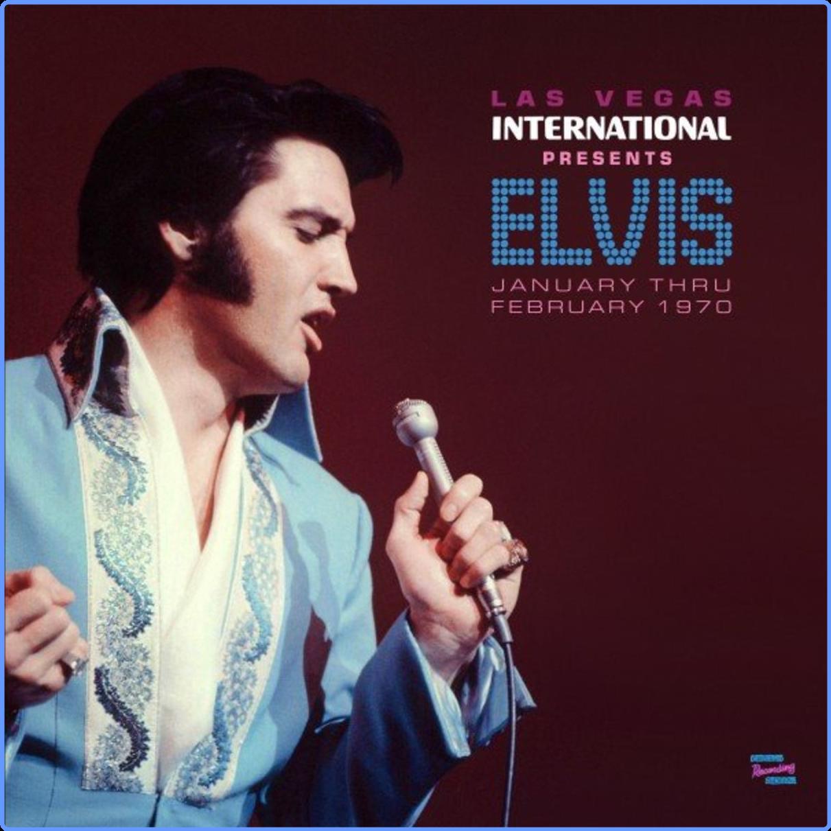 Elvis Presley - Las Vegas International Presents Elvis - January Thru February 1970 (2021) mp3 320 Kbps Scarica Gratis
