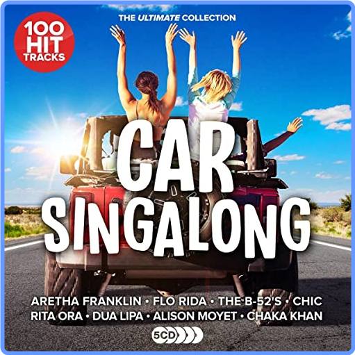 The Ultimate Collectin: Car Sing-A-Long (5CD, Compilation, 2021) FLAC LossLess