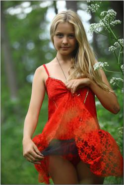 IMX.to / TeenModeling.TV Mika - Red Lace x138