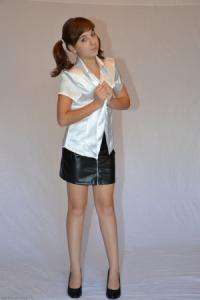 Silver-Starlets Ariana blackskirt 1